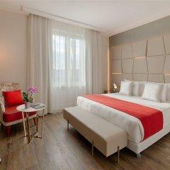 Отель NH Collection Roma Palazzo Cinquecento комната для гостей фото 3