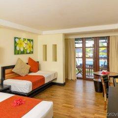 Отель Warwick Fiji комната для гостей фото 3
