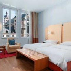 Отель Hilton Cologne 4* Стандартный номер разные типы кроватей фото 26
