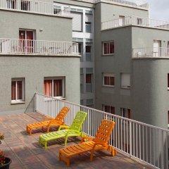Отель Residencia Erasmus Gracia балкон