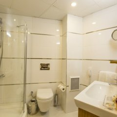 Отель Yilmazoglu Park Otel Газиантеп ванная