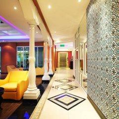 Отель Chillax Resort Бангкок интерьер отеля фото 2