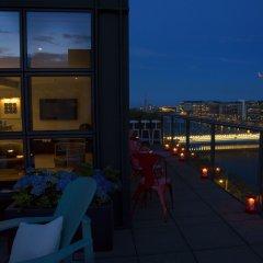 Отель The Spencer балкон
