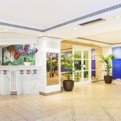 Отель Globales Cala'n Blanes Кала-эн-Бланес помещение для мероприятий