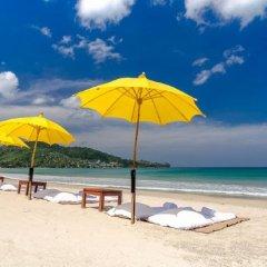 Отель Andara Resort Villas пляж