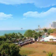 Отель Mera Mare Pattaya пляж