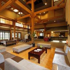 Отель Yufuin Ryokan Baien Хидзи интерьер отеля