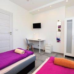 City Central Hostel Kuznicza комната для гостей фото 2