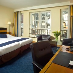 Отель Swissotel Amsterdam Амстердам удобства в номере фото 2