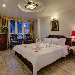 Hanoi 3B Hotel комната для гостей