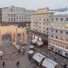 Апартаменты GM Apartment Kamergerskiy 2-43 фото 7