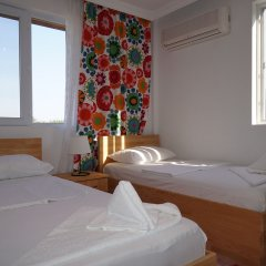 Отель Cirali Flora Pension комната для гостей