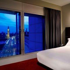 Отель Park Plaza Westminster Bridge London Великобритания, Лондон - 3 отзыва об отеле, цены и фото номеров - забронировать отель Park Plaza Westminster Bridge London онлайн комната для гостей фото 4