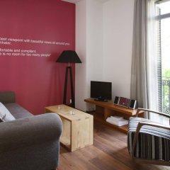 Апартаменты Mh Apartments Suites Барселона комната для гостей фото 4