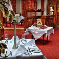 The Lucan Spa Hotel питание