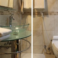 Апартаменты OYO 133 Home Studio Tecom Al Barsha ванная