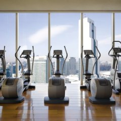 Отель Park Hyatt Seoul фитнесс-зал