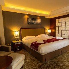 Huatian Chinagora Hotel сейф в номере