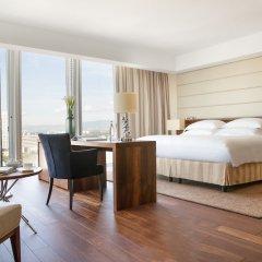 Отель Jumeirah Frankfurt комната для гостей фото 5