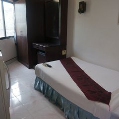 Апартаменты Lamai Apartment комната для гостей фото 12