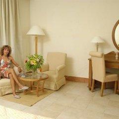 Отель Jasmina Thalassa Hotel Тунис, Мидун - отзывы, цены и фото номеров - забронировать отель Jasmina Thalassa Hotel онлайн комната для гостей фото 5