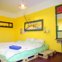 Check In Sapa Hostel and Coffee Шапа комната для гостей фото 3