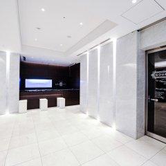 Отель UNIZO Tokyo Ginza-nanachome Япония, Токио - отзывы, цены и фото номеров - забронировать отель UNIZO Tokyo Ginza-nanachome онлайн интерьер отеля фото 3