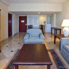 Отель Holiday Inn Puebla La Noria комната для гостей фото 3