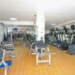 Отель Browns Sports & Leisure Club фитнесс-зал фото 2