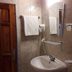 Antonios Motel Турция, Сиде - 1 отзыв об отеле, цены и фото номеров - забронировать отель Antonios Motel онлайн ванная фото 2