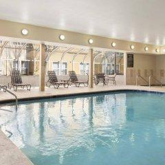 Отель Homewood Suites By Hilton Columbus-Hilliard Хиллиард бассейн
