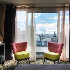 Отель Hôtel Helussi фото 12