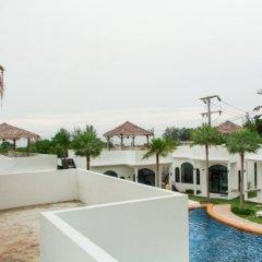 Отель Chalaroste Lanta The Private Resort Ланта балкон