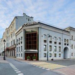 Отель Ассамблея Никитская Москва парковка