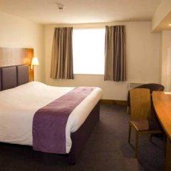 Отель Premier Inn Manchester - Cheadle комната для гостей фото 5