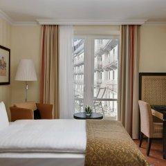 Отель Steigenberger Grandhotel Belvedere Швейцария, Давос - 1 отзыв об отеле, цены и фото номеров - забронировать отель Steigenberger Grandhotel Belvedere онлайн комната для гостей фото 5