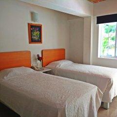Hotel Olinalá Diamante комната для гостей