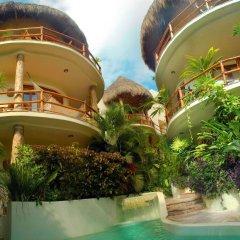 Villas Sacbe Condo Hotel and Beach Club Плая-дель-Кармен фото 7