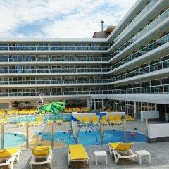 Отель Ohtels Villa Dorada пляж фото 2