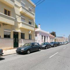 Апартаменты Vintage Apartment in Historic Lisbon парковка