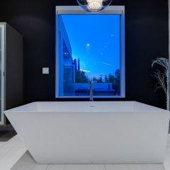Отель Villa Esto США, Лос-Анджелес - отзывы, цены и фото номеров - забронировать отель Villa Esto онлайн ванная