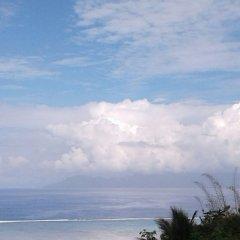 Отель Fare Hanaleï Dream пляж