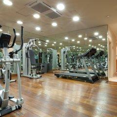Hotel Nuevo Madrid фитнесс-зал фото 2
