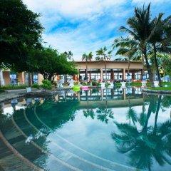 Отель MerPerle Hon Tam Resort бассейн фото 2