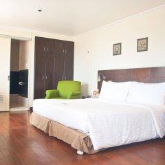 Отель Pearl Garden Hotel Филиппины, Манила - отзывы, цены и фото номеров - забронировать отель Pearl Garden Hotel онлайн комната для гостей фото 3