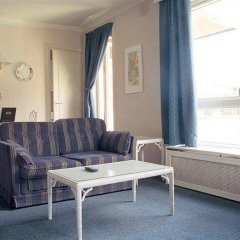 Апартаменты Majorstuen Apartments комната для гостей фото 3