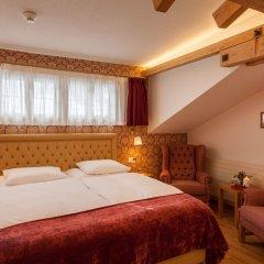 Отель Walliserhof Zermatt 1896 Швейцария, Церматт - отзывы, цены и фото номеров - забронировать отель Walliserhof Zermatt 1896 онлайн комната для гостей фото 4
