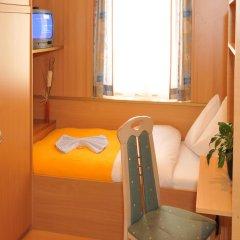 Отель Praterstern Австрия, Вена - 8 отзывов об отеле, цены и фото номеров - забронировать отель Praterstern онлайн удобства в номере