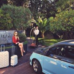 Отель Cézanne Hôtel Spa Франция, Канны - 1 отзыв об отеле, цены и фото номеров - забронировать отель Cézanne Hôtel Spa онлайн спортивное сооружение