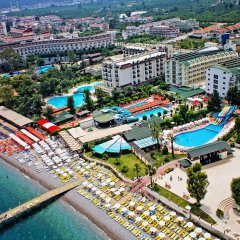 Отель Armas Beach - All Inclusive бассейн фото 3